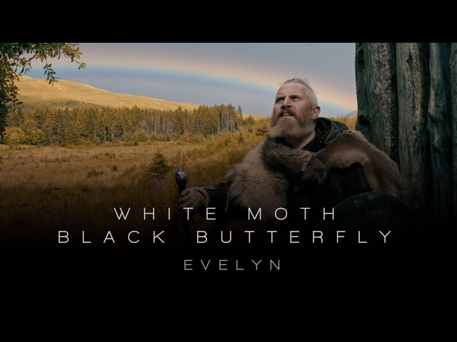 White Moth Black Butterfly - Evelyn (from Atone)