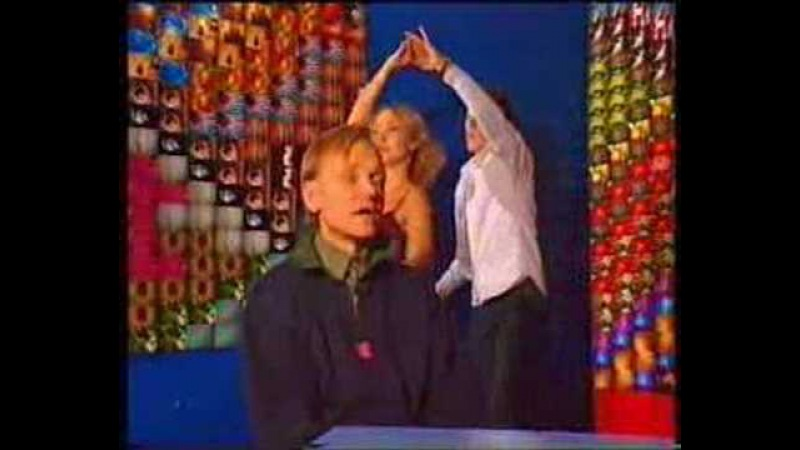 Lennart Westerlund on Russian TV 2002