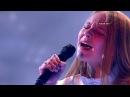 Такого голоса нет ни укого Кристина Ашмарина не смогла сдержать слез после слов жюри