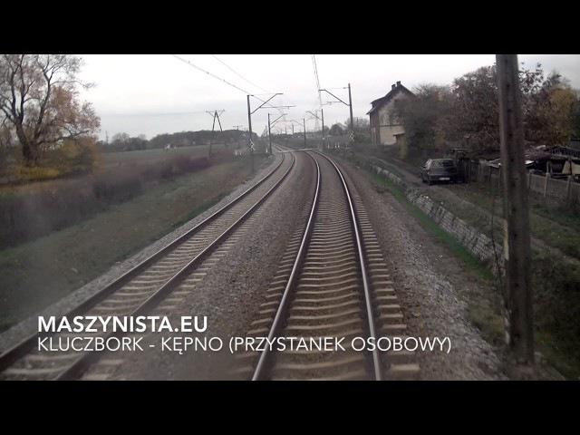 Poland. Kluczbork - Kępno