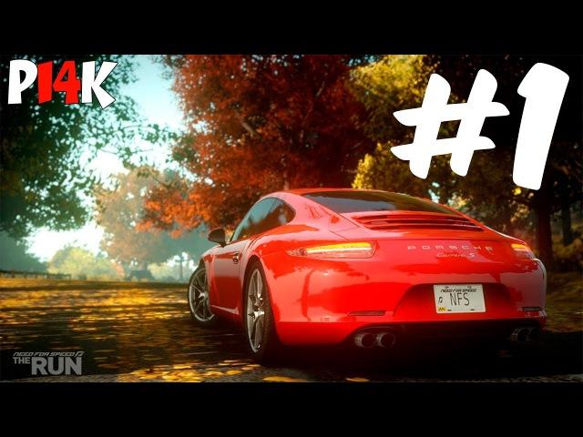 Need for Speed: The Run – Часть 1: Беги, Джек!