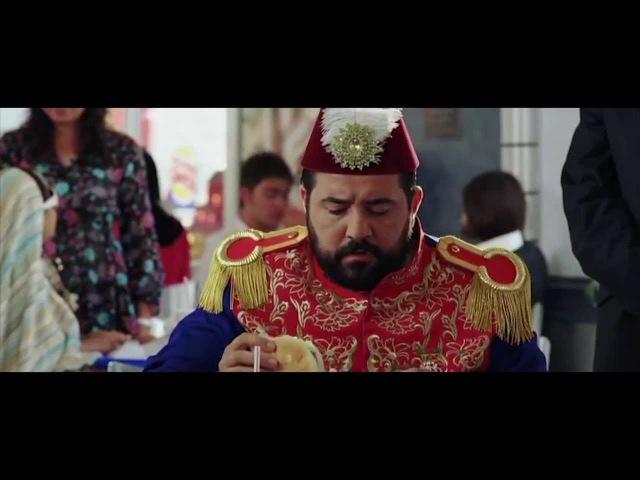 Osmanlı Cumhuriyeti - Padişah Ata Demirer Burger Kingde