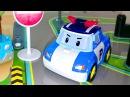 Мультик Машинки Видео для детей Приключения Полицейской Машины Мультики для де ...