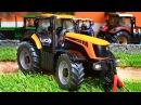 МУЛЬТИКИ Трактор, Кран и Рабочие Машинки на стройке - Видео для детей