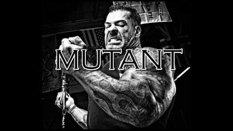 Rich Piana - THE MUTANT [HD] Bodybuilding Motivation