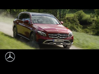 The new E-Class All-Terrain - Trailer - Mercedes-Benz Original