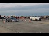 Mazda 6 MPS vs Mercedes Benz ML 10.06.2017 Драг Рейсинг в Октябрьском
