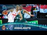 AS Monaco v Dinamo Sassari - Highlights - Quarter-Final - Basketball Champions League