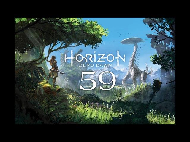 Прохождение Horizon Zero Dawn 59 PS4 В плену у Гелиса