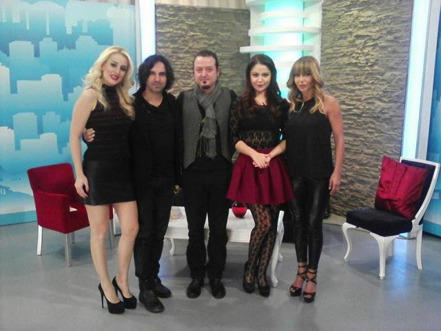 Mustafa K Öztürk AŞK OLSUN programına konuk oldu