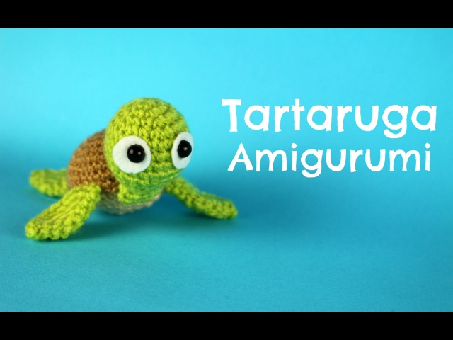 Tartaruga Amigurumi | World Of Amigurumi