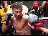 Ultimate Gennady Golovkin Training (HD)60FPS