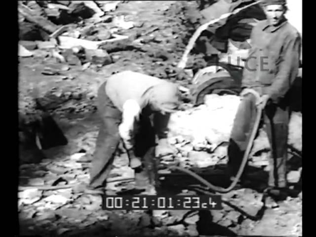 Roma. gli ultimi lavori di scavo al Foro Traiano