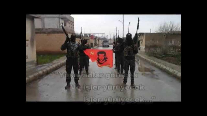 TKEP/L Rojava Savaşçıları