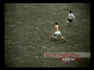 Lig Özetleri - 1971 - 1972 Sezonu - 23. Hafta - Galatasaray 1 - 0 Beşiktaş
