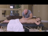 Harley Jade - Slide Into My DMs Brazzers, 2017 г., Blonde, Bubble Butt, Massage, Natural Tits, Oil, Work Fantasies, 720p