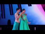 Russian Got Talent ¦ KATHAK dance ¦ Svetlana Tulasi and Kumar Sharma ¦ Jag Ghoomeya Sultan on dated APRIL 2017