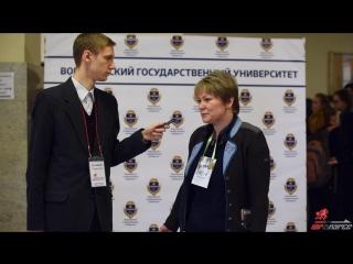 Блиц-интервью с Ольгой Сергеевной Рогачевой