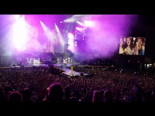 Концерт Aerosmith в batumi