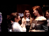 161115 T-ARA - Behind SBS The Show