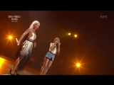 Hyorin &amp Jessi - Diamonds (Rihanna Cover)