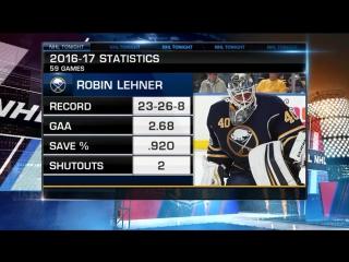 NHL Tonight: Robin Lehner deal Jul 25, 2017