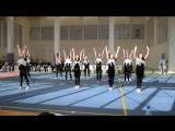 Серебро - Чир Данс Шоу - возрастная категория взрослые