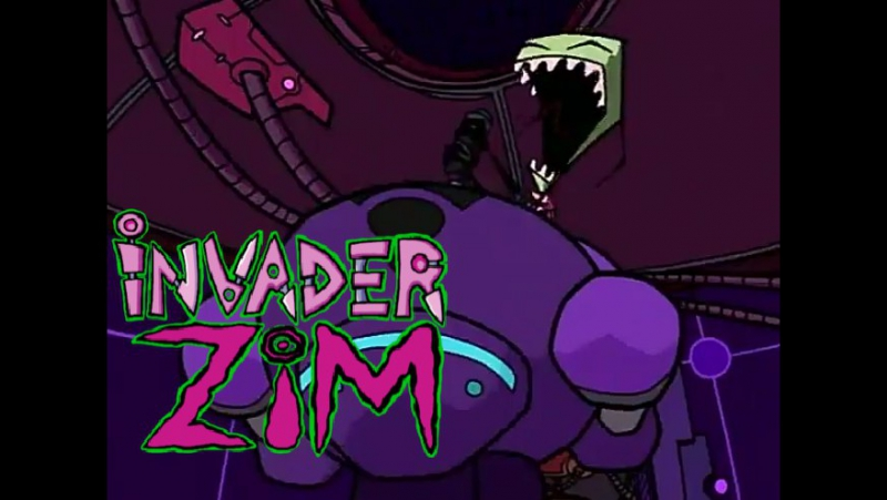 Захватчик Зим / Invader Zim s02e02