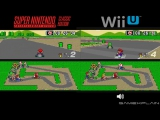 Super NES Classic vs Wii U Virtual Console - Head-to-Head Emulation Comparison
