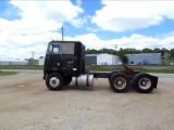 1978 White Freightliner cabover semi truck for sale