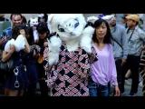 TOKYO_KAGURAZAKA_BAKENEKO_FESTIVAL_化け猫フェスティバル_(GHOST_CAT)_IN_4K_(Shot_with_X-T2)