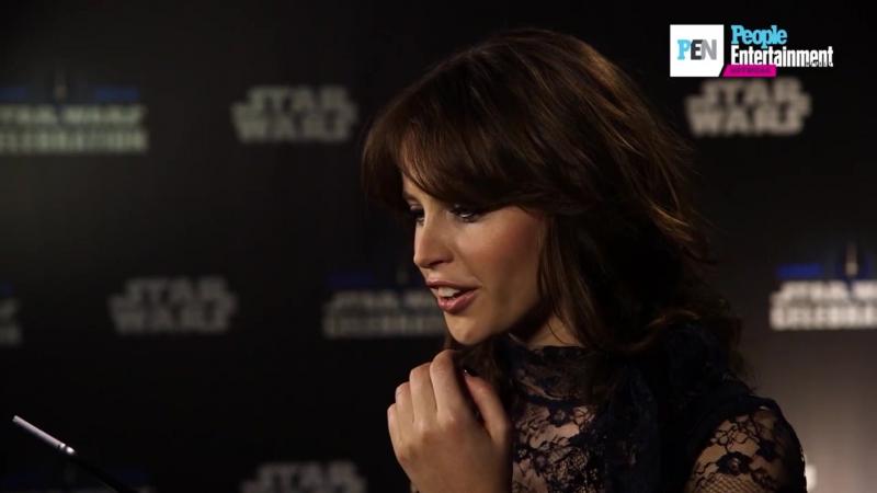 People-EW: актеры фильма «Изгой-Один» отвечают на вопросы юных фанатов «Звездных войн»