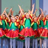 """""""Задоринка"""" ансамбль стилизованного танца"""