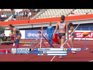 Womens Pole Vault - Beautiful Moments 3