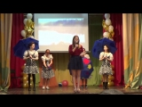 4 Танец с зонтиками. Мисс Лицей 2016