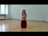 Daria Kontselidze - Flying Lotus - Melt (Teebs Movie Mix)