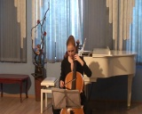 Г.Ф.Телеманн. Фантазия до мажор.3 части. Фантазия соль мажор. 3ч для виолончели соло.