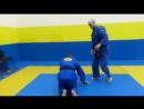 Детская программа на 4 кю. Технику выполняет и дает разъяснения ведущий мастер Всемирного центра реального айкидо Игорь Петрович