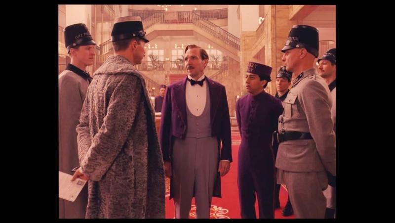 Отель «Гранд Будапешт». The Grand Budapest Hotel (трейлер)