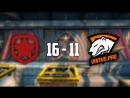 Лучшие моменты игры: Gambit vs VP @ PGL Krakow Major