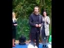 Актер Владимир Машков в парке Горького vk/vkazani