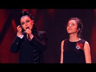 Карина Исмаилова и Ёлка - Don`t Speak (Финал «Ты супер!» на НТВ)
