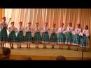 Народний вокальний ансамбль Ужгородського коледжу культури і мистецтв