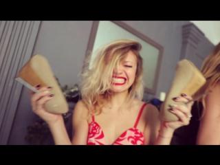 Фотосессия в стиле Новый год/ model Lily/ foto Ivan Peresypkin/ video StudioBro