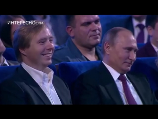 ШОК! Семён Слепаков КВН 55 лет  про Путина (2 песни)