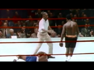 Joe Frazier Top 5 Knockouts (HD)