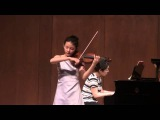 Saint Saens Introduction and Rondo Capriccioso, Op  28   Jennifer Jeon
