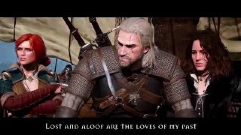 Ведьмак 3: Возвращение Белого Волка (Клип)