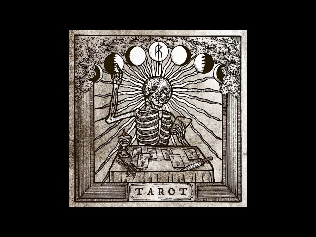 Aether Realm - Tarot (Full Album) (2017)