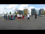 СПБ ГУТИП &amp СпортАктив Оранжевый мяч 2015